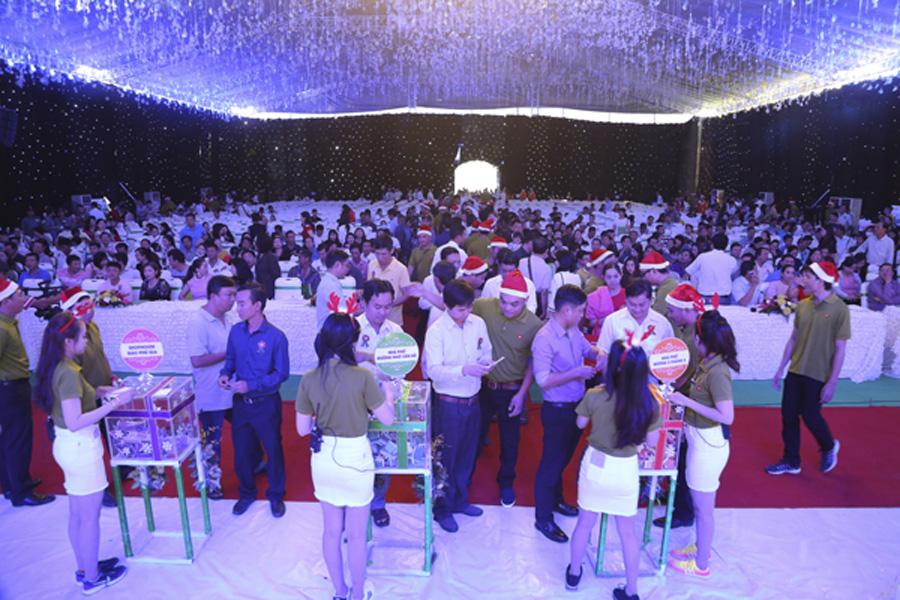 Lễ mở bán Nhà phố Thương mại Khu đô thị Phú Cường