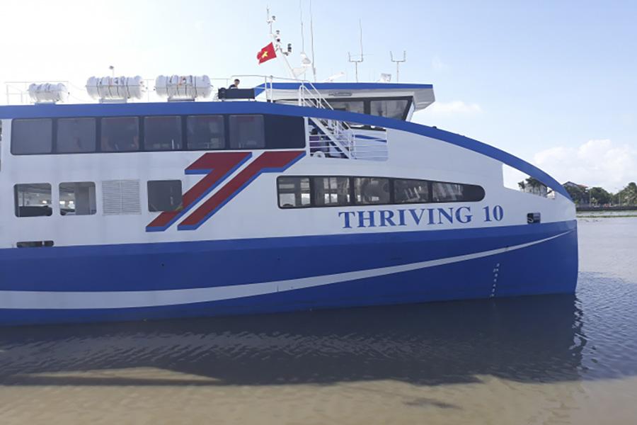 Thêm tuyến phà cao tốc từ Rạch Giá đi Phú Quốc