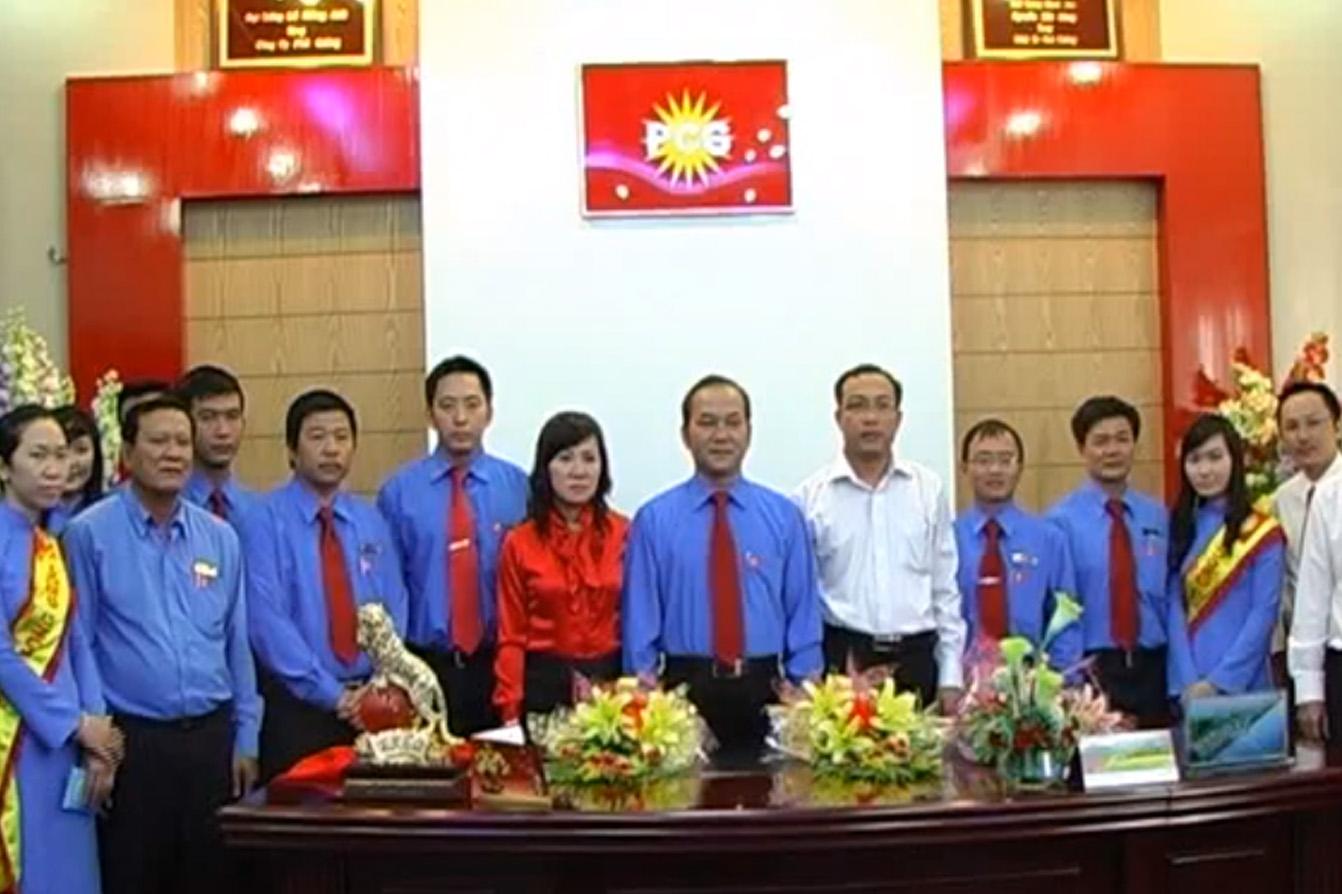 [VIDEO] Phú Cường Kiên Giang Chúc Tết 2012