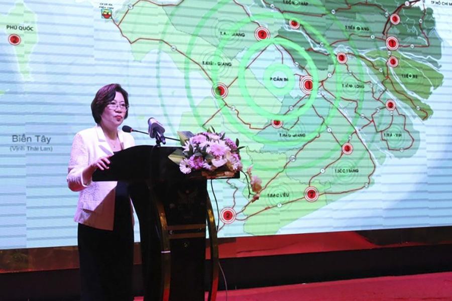 Tương lai ĐBSCL sẽ có ba tuyến đường cao tốc
