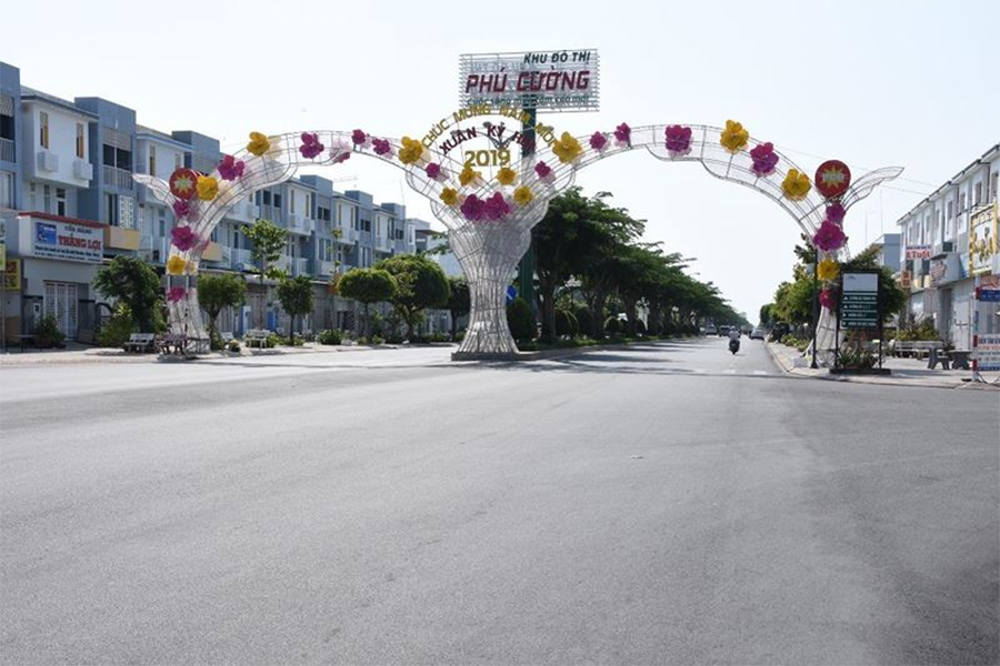 Kiên Giang xây dựng hệ thống đường gần 1500 tỷ đồng