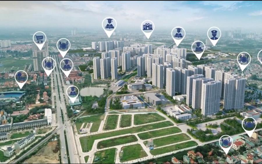 Câu chuyện xây dựng thành phố thông minh ở Singapore và hành trình của Việt Nam