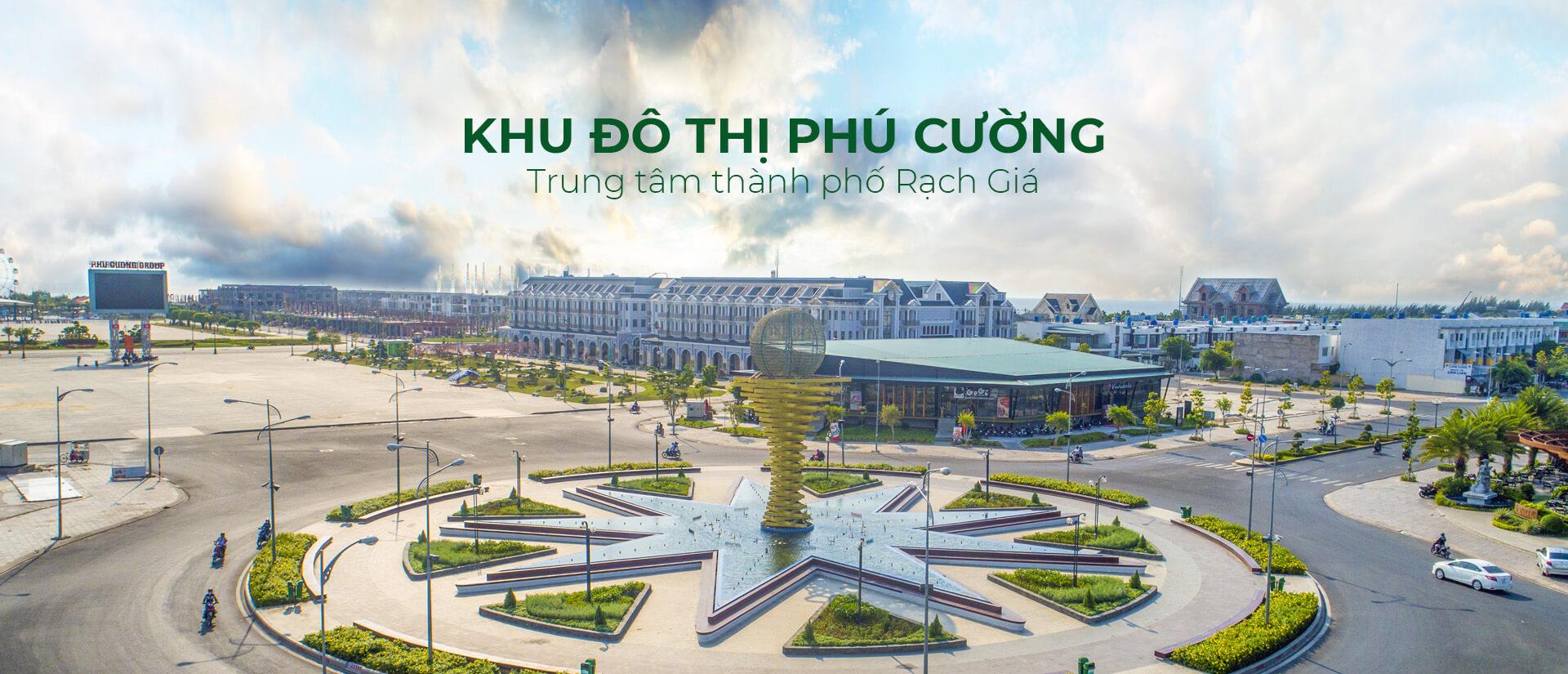 Khu đô thị Phú Cường