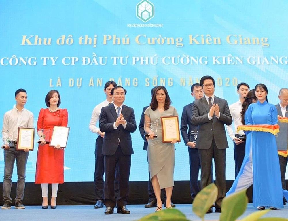 Khu đô thị Phú Cường – Vinh dự đoạt giải Dự án đáng sống năm 2020