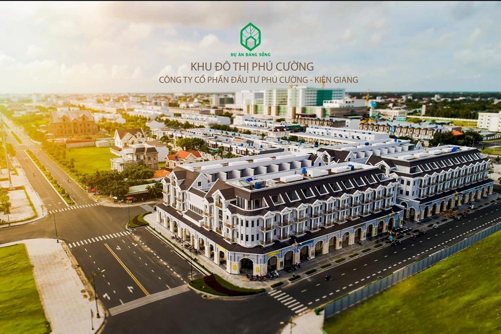 Khu đô thị Phú Cường: Niềm tự hào nơi Biển Tây Kiên Giang