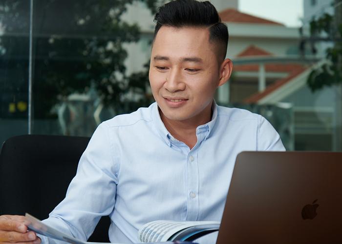 Anh Phạm Ngọc Minh - Cư dân tại Biệt thự Khu đô thị Phú Cường