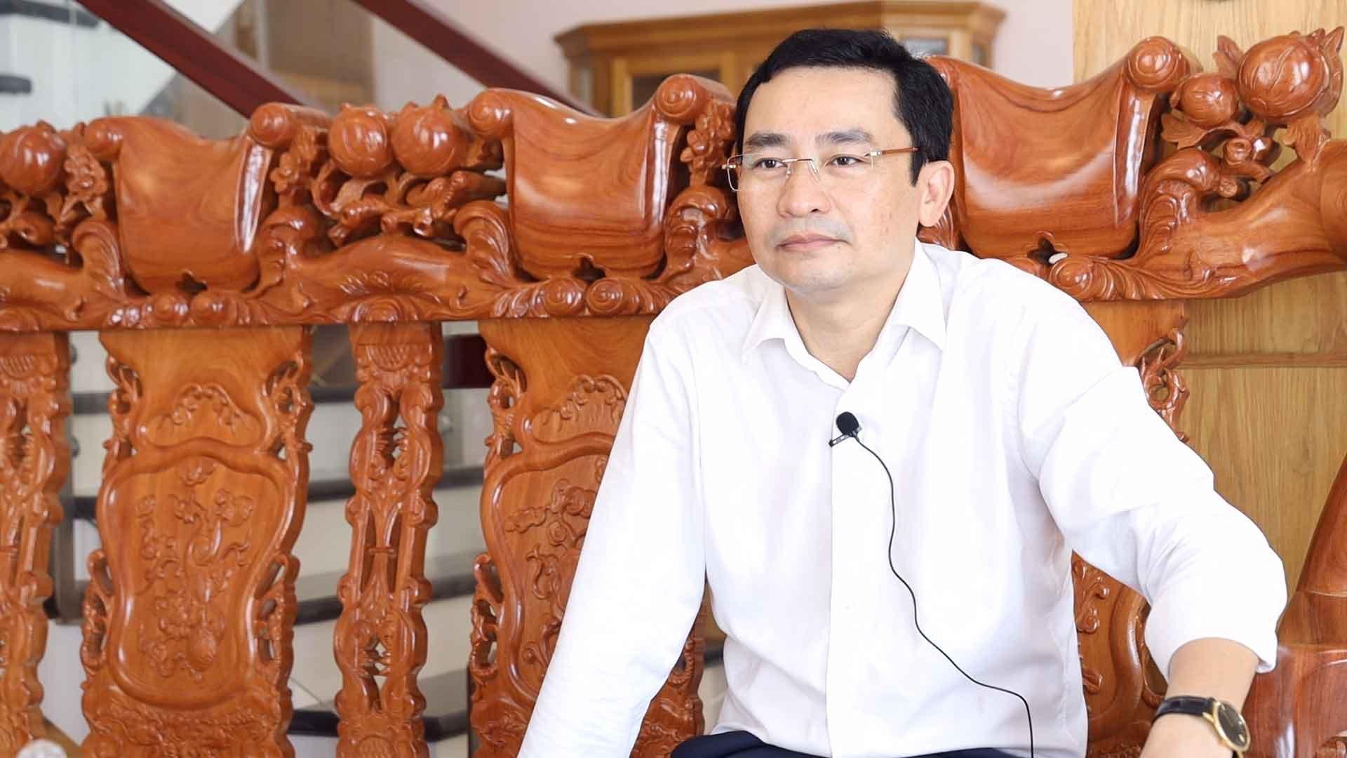 Anh Ngô Văn Toàn - Cư dân tại Biệt thự Đảo Phú Gia