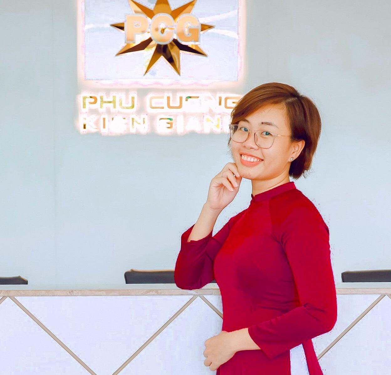 Trần Thị Thùy Dương - Trưởng phòng Hành chính Nhân sự