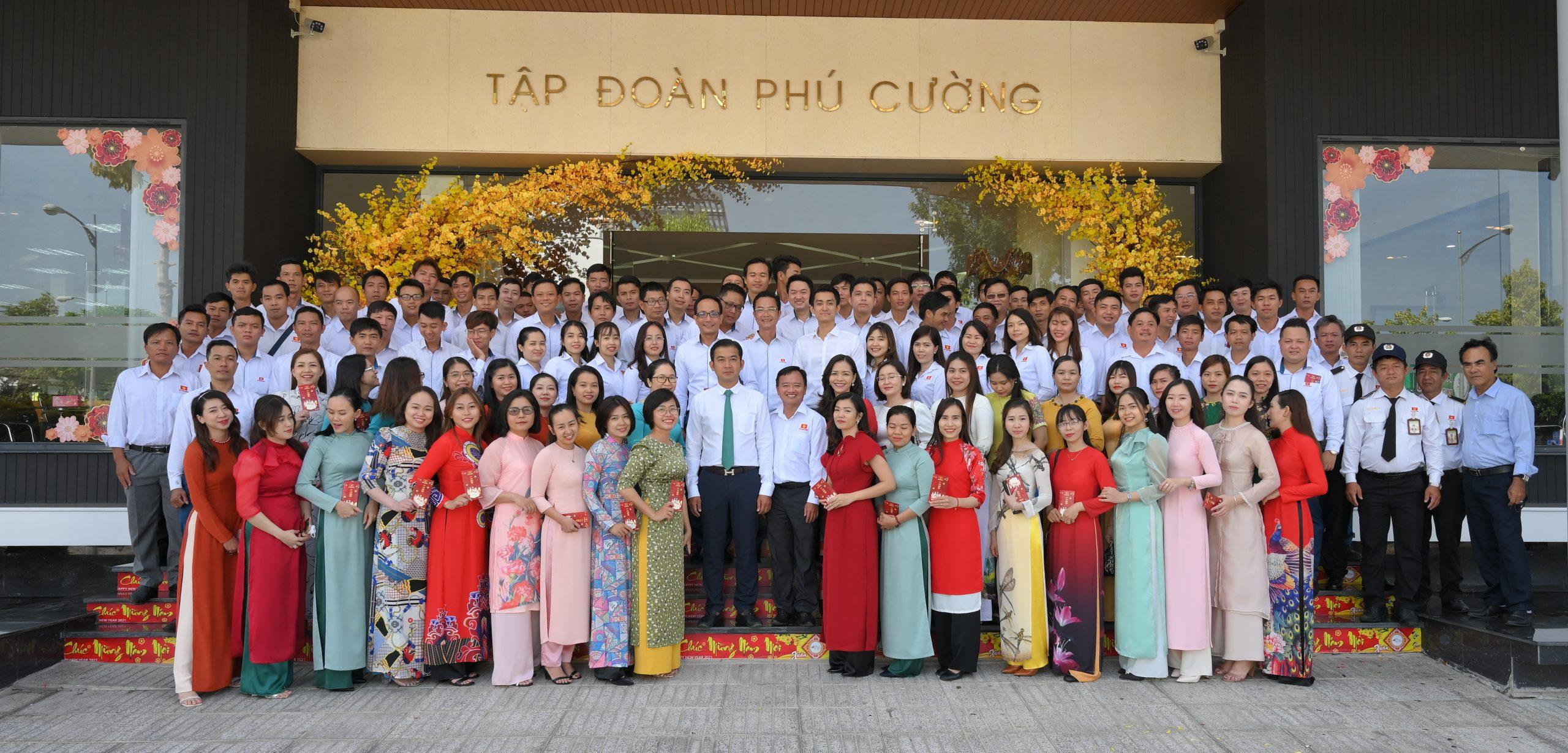 Phú Cường Kiên Giang tổng kết 2020 và Tân Niên Khai Xuân 2021